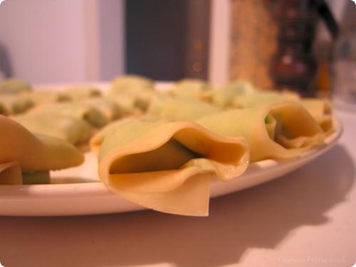 Pea Dumplings » Pro Bono Baker