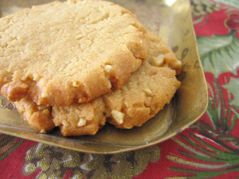 Cashew Butter Cookies and Carrot Cake Cookies » Pro Bono Baker
